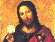 eucharist essay Coming from a baptist background, i have the understanding that the eucharist, which we call the lord's supper or holy communion to be the act of following the.