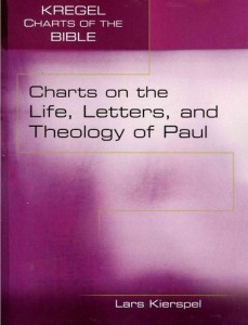 """Charts on the Life, Letters, and Theology of Paul"""