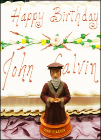 John Calvin's Birthday