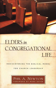 """Elders in Congregational Life"""