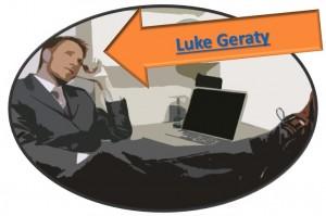 luke resting