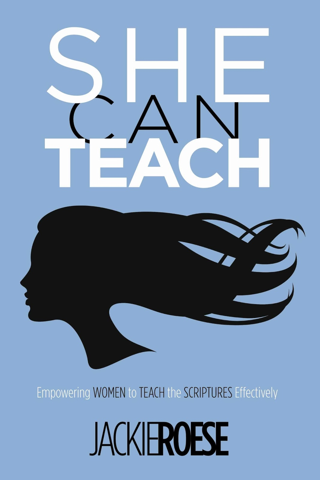 She Can Teach, by Jackie Roese