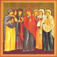 The Women in Luke's Gospel – Pt. 1