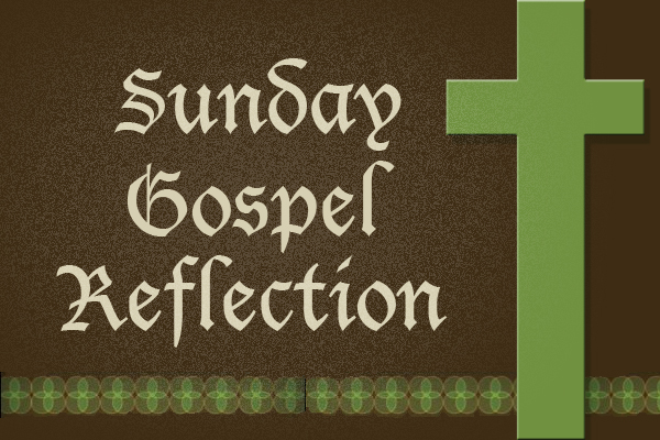 Sunday Gospel Reflection – John 20:19-31