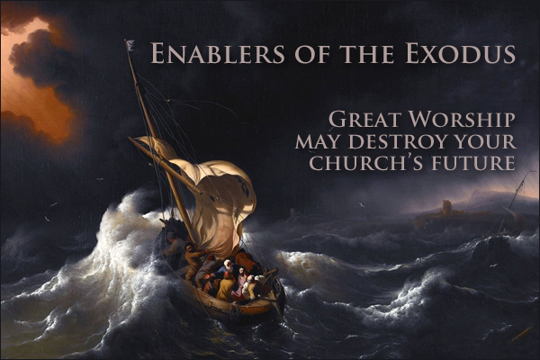 Enablers of the Exodus