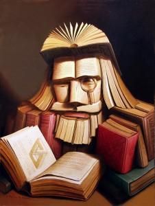 I'm a scholar!