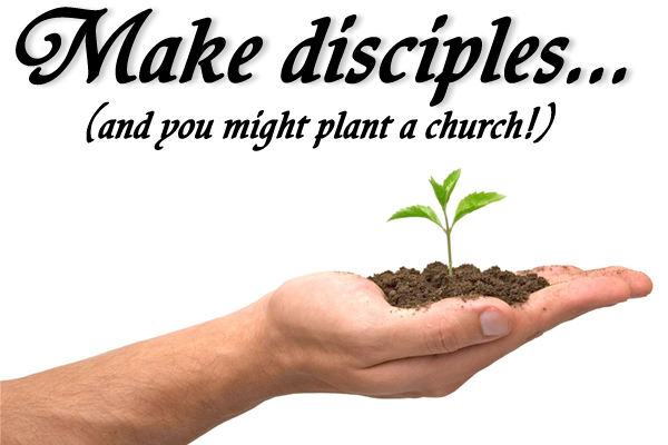 A Disciple Making Movement Becomes a Church Planting Movement