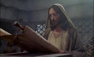 Jesus of Naz Reading insynagogue