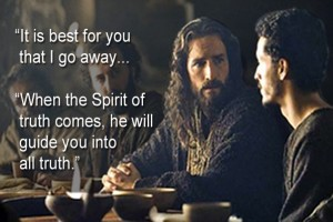 Holy Spirit as Sacrament