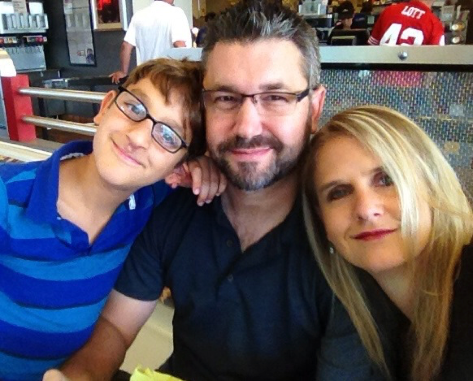 The Burchard Family