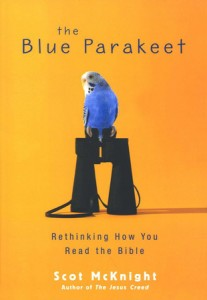 Blue Parakeet cover