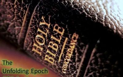 The Unfolding Epoch Of Salvation
