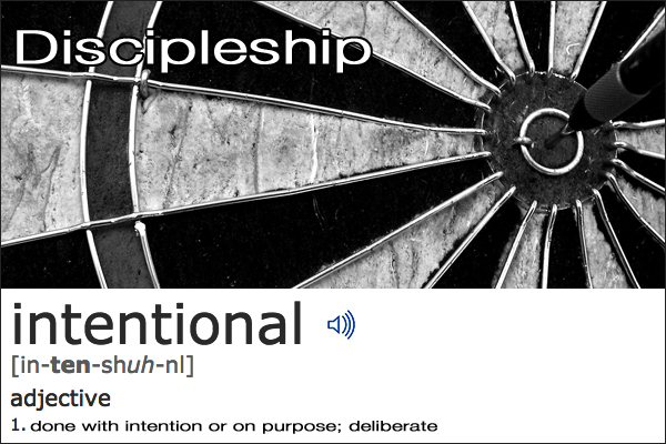 Intentional Discipleship (Girard 5)