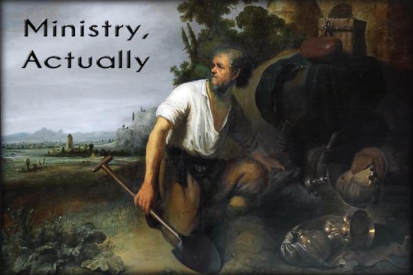 Ministry, Actually (Girard 2)