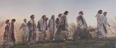 Follow Me: What Does it Mean to Live as A Disciple of Jesus (Intro)