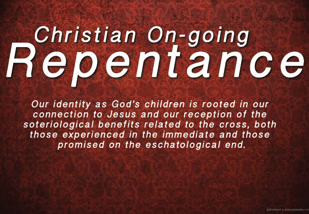 Spirituality without On-going Repentance is *Not* Christian Spirituality