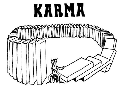 The Concept Of Karma In Paul's Theology Of Giving?