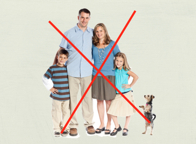 The Legend Of The Perfect Christian Family (2 of 8)
