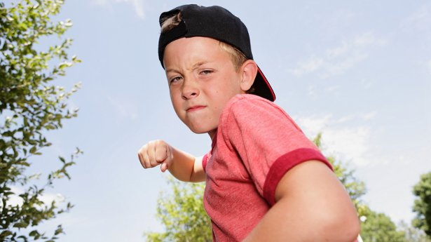 Would Jesus Throw A Punch At A Schoolyard Bully?