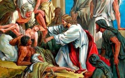 A Frantic Healing Crusade: Follow Me (Part 24)