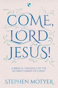 """Come, Lord Jesus"""