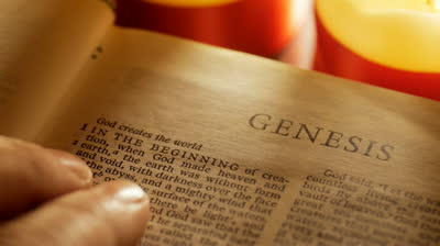 The Book of Genesis — The Bible's first story of what God intends, and what people do