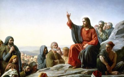 Jesus Didn't Seem to Preach Many Expository Sermons!