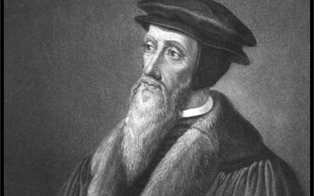 Survey Confirms: Calvinists agree that Calvin is the best!