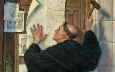 Happy 500th Birthday: Now Admit that You Really Don't Believe in the Priesthood of All Believers