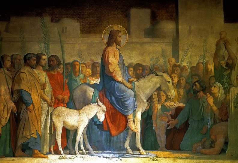 Here Comes the (Lowly) King: Palm Sunday Gospel Reflection (Jn. 12:12-16)