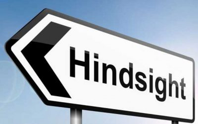 Why theological insight is typically gained in hindsight
