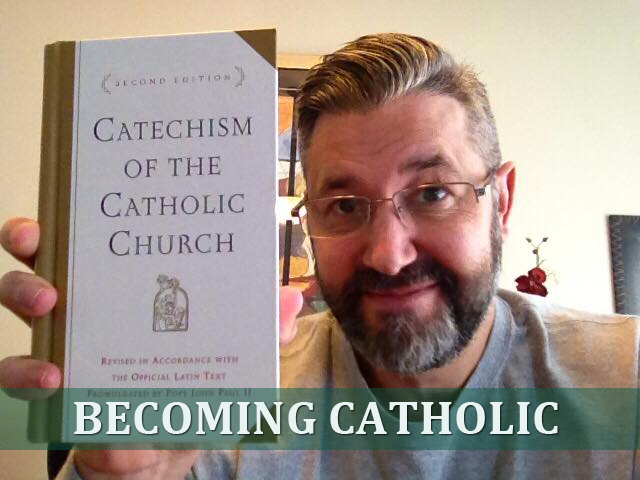 We are becoming Catholic! – A Video Announcement