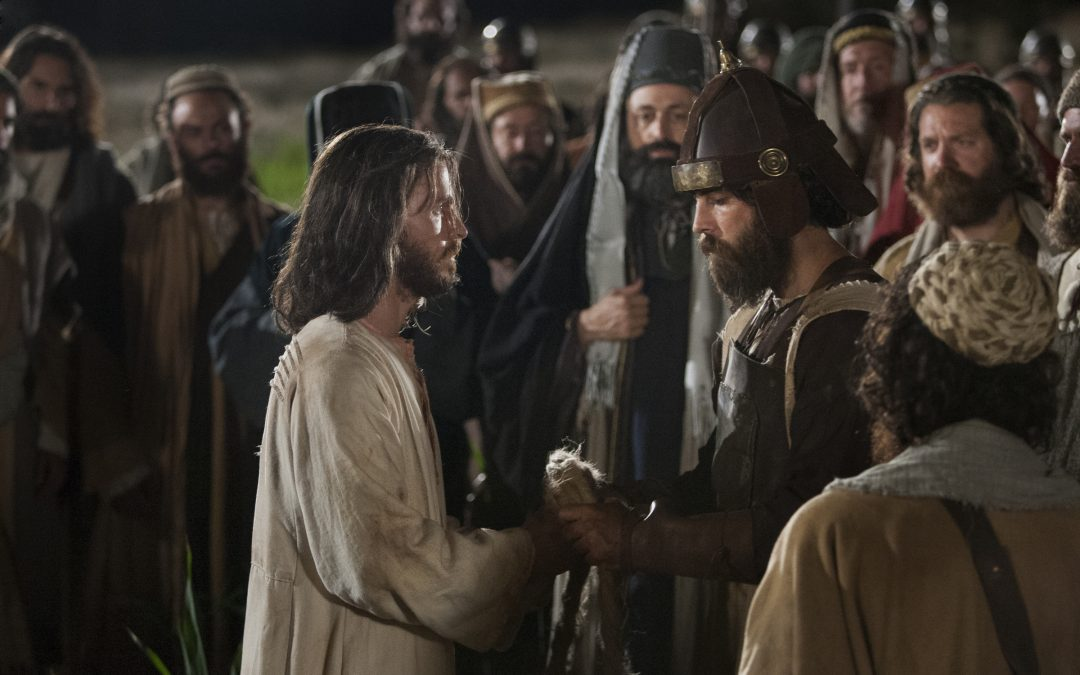 Jesus is Arrested: The Disciples' Failure is Complete! – Follow Me (Part 67)