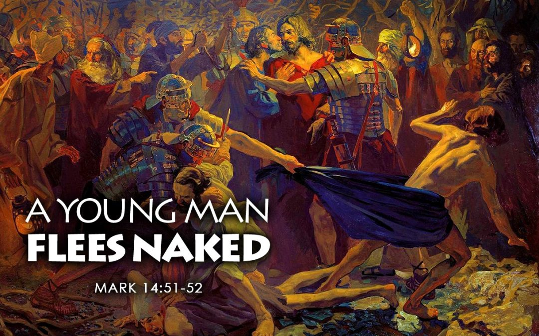 Getting Naked For Jesus – Follow Me (Part 68)