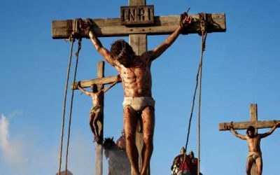 The King is Crucified (Follow Me – Part 73)