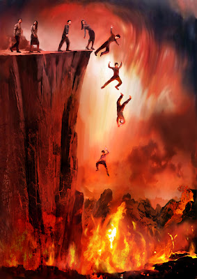 A Farewell to Fire Insurance Theology