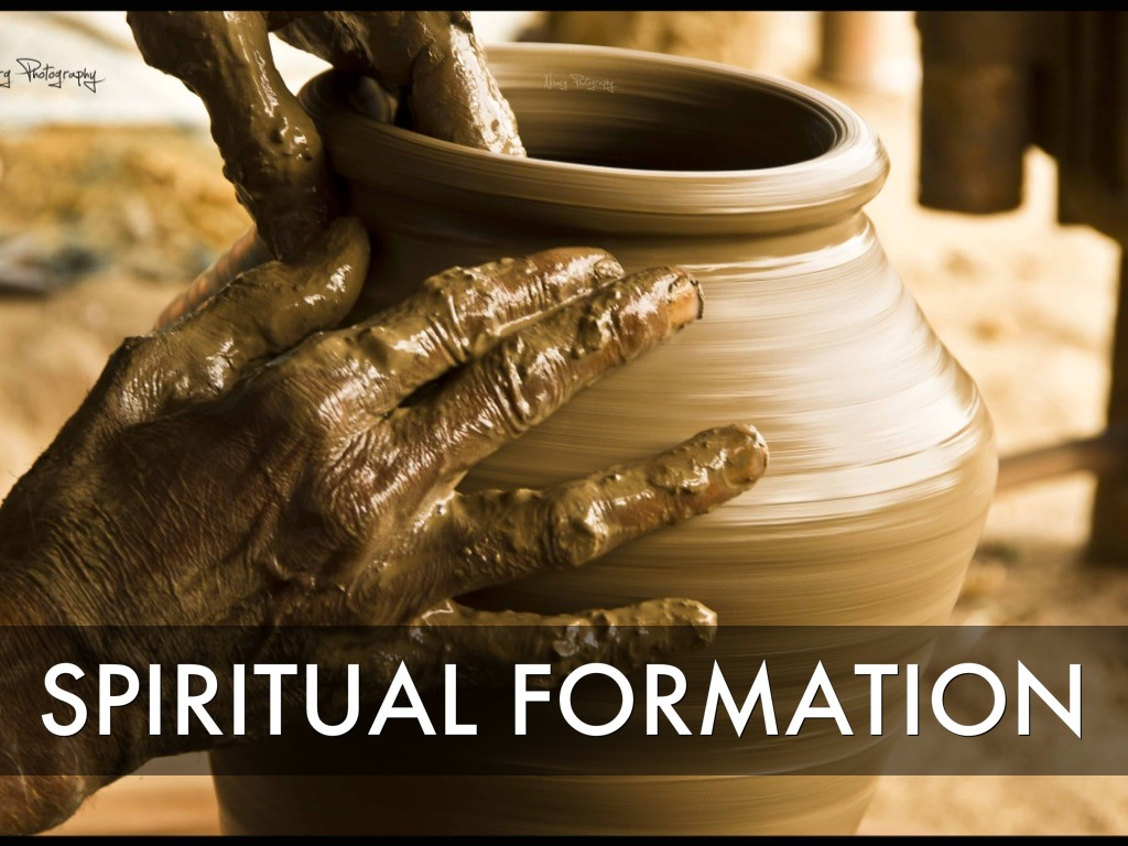 Some Myths of Spiritual Formation