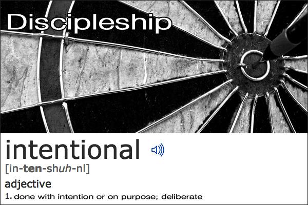 Intentional Discipleship (Girard 5)