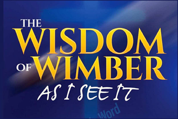 Wisdom of Wimber (Book Review)