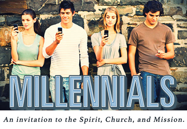 Inviting Millennials to the Spirit, Church, and Mission