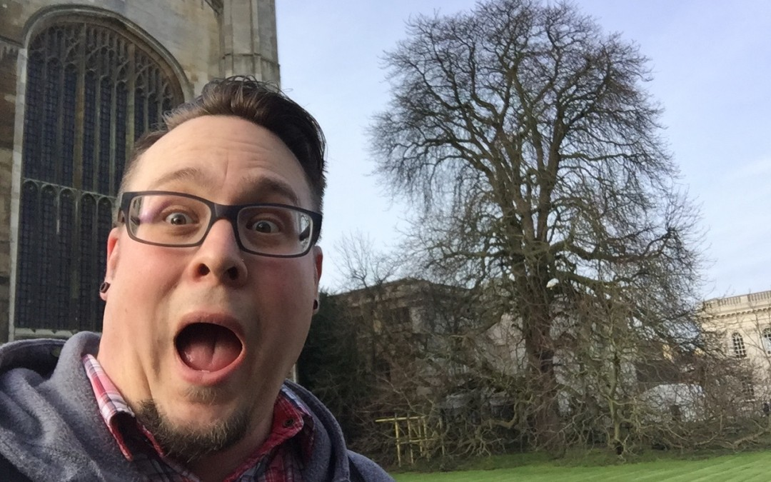 Vineyarding in England: Jesus, the Kingdom, and the Church