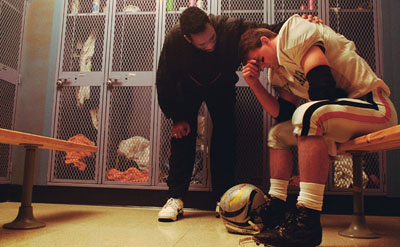 Entire Christian H.S. Football Team Having Faith-Crisis After Playoff Loss to Public School