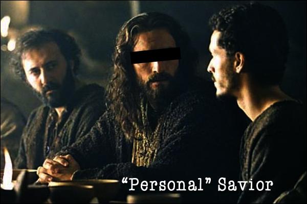 Personal Savior