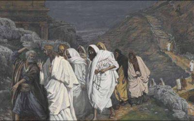 11 Disciples Falsely Pledge Allegiance to Jesus: Follow Me (Part 65)