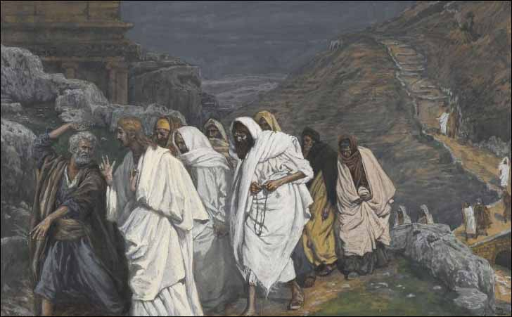 11 Disciples Falsely Pledge Allegiance to Jesus: Follow Me (Part 65)