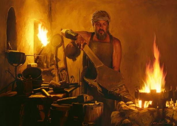 A Biblical Defense of Purgatory
