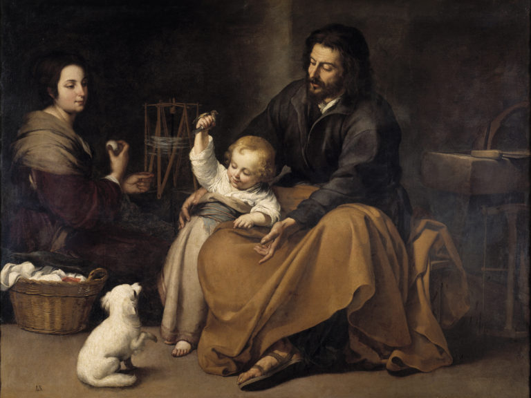 """Go to St. Joseph"" — The Saints in Heaven as Intercessors, Mentors, Counselors, and Spiritual Directors"
