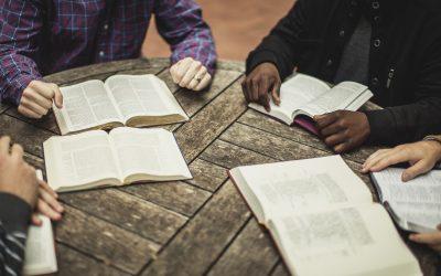 People do theology