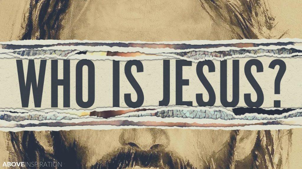 Who is jesus christ essay