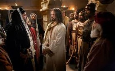 The Divine King is Found Guilty and Sentenced to Death (Follow Me – Part 69)
